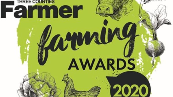 Proud to be sponsoring 'The Farm Conservation Award'